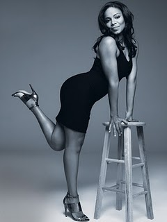 The gorgeous Sanaa Lathan. You just gotta love her.
